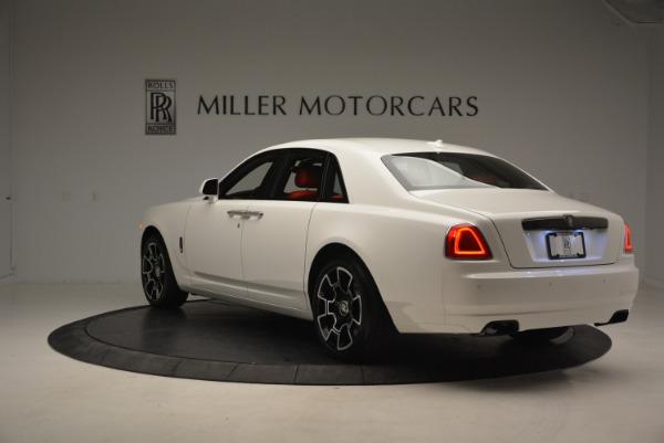 New 2017 Rolls-Royce Ghost Black Badge for sale Sold at Maserati of Westport in Westport CT 06880 5