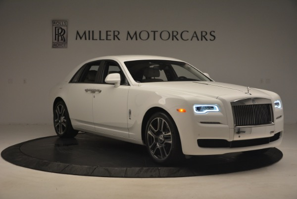 Used 2017 Rolls-Royce Ghost for sale Sold at Maserati of Westport in Westport CT 06880 11