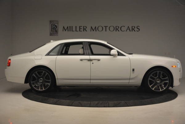 Used 2017 Rolls-Royce Ghost for sale Sold at Maserati of Westport in Westport CT 06880 9