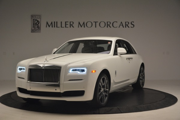Used 2017 Rolls-Royce Ghost for sale Sold at Maserati of Westport in Westport CT 06880 1