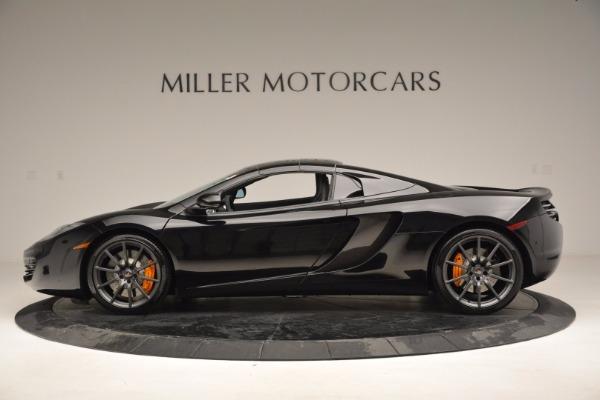 Used 2013 McLaren 12C Spider for sale Sold at Maserati of Westport in Westport CT 06880 16