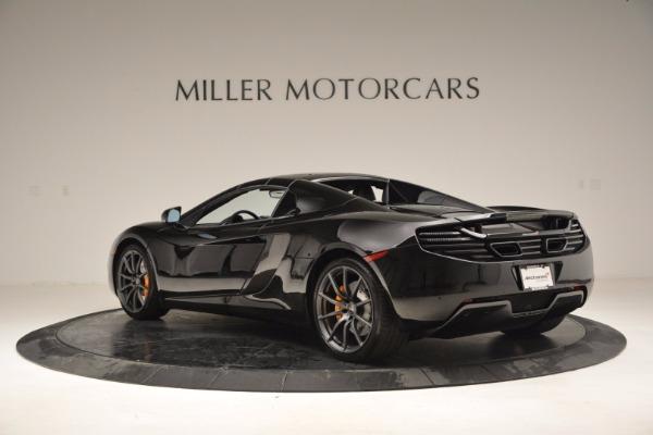 Used 2013 McLaren 12C Spider for sale Sold at Maserati of Westport in Westport CT 06880 17