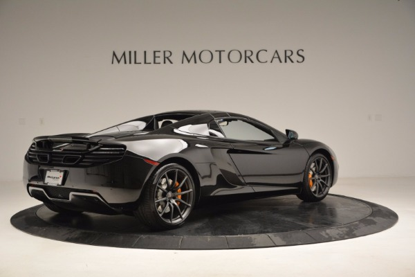 Used 2013 McLaren 12C Spider for sale Sold at Maserati of Westport in Westport CT 06880 19