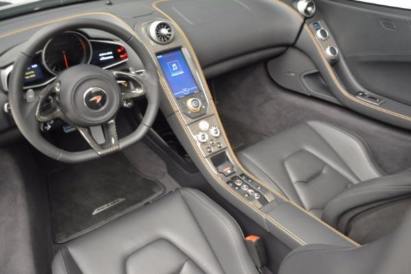 Used 2013 McLaren 12C Spider for sale Sold at Maserati of Westport in Westport CT 06880 24