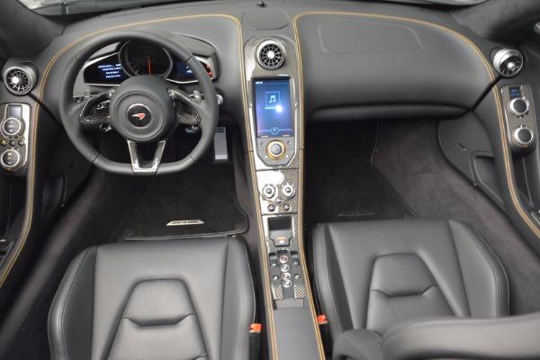 Used 2013 McLaren 12C Spider for sale Sold at Maserati of Westport in Westport CT 06880 27