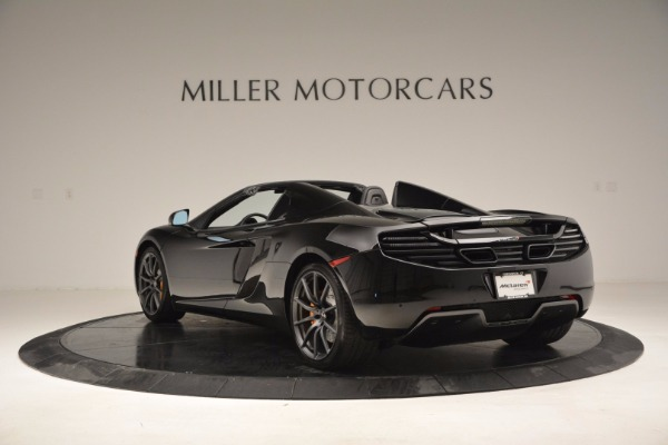 Used 2013 McLaren 12C Spider for sale Sold at Maserati of Westport in Westport CT 06880 5