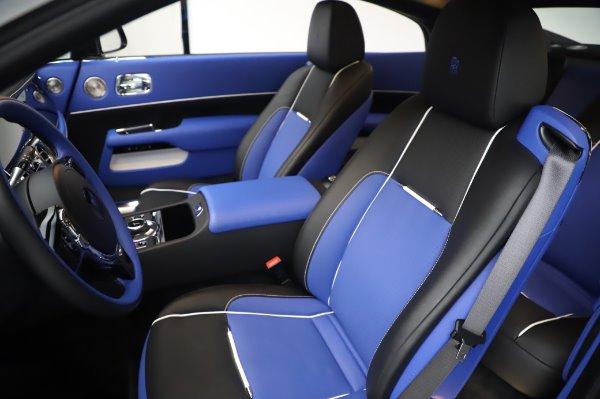 Used 2017 Rolls-Royce Wraith Black Badge for sale Sold at Maserati of Westport in Westport CT 06880 11