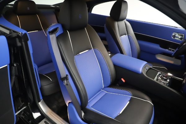 Used 2017 Rolls-Royce Wraith Black Badge for sale Sold at Maserati of Westport in Westport CT 06880 12