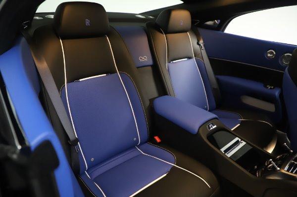 Used 2017 Rolls-Royce Wraith Black Badge for sale Sold at Maserati of Westport in Westport CT 06880 14