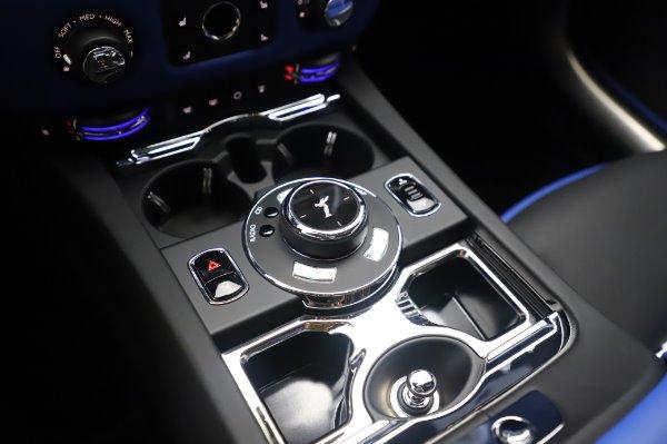 Used 2017 Rolls-Royce Wraith Black Badge for sale Sold at Maserati of Westport in Westport CT 06880 18