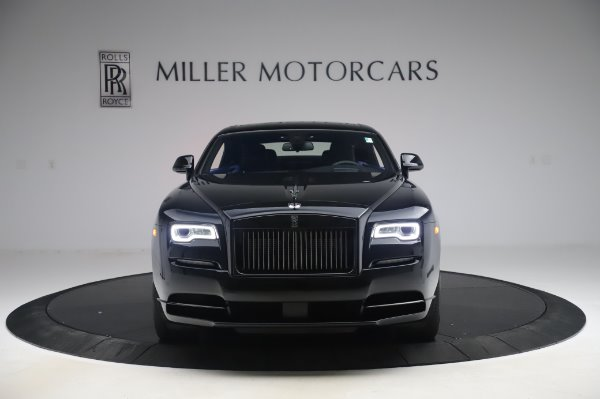 New 2017 Rolls-Royce Wraith Black Badge for sale Sold at Maserati of Westport in Westport CT 06880 2