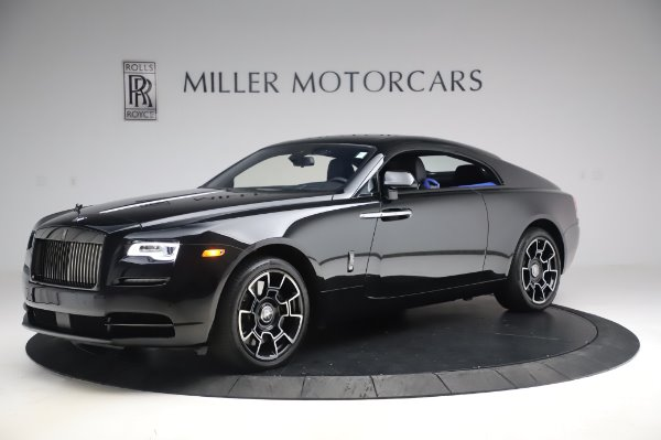 New 2017 Rolls-Royce Wraith Black Badge for sale Sold at Maserati of Westport in Westport CT 06880 3