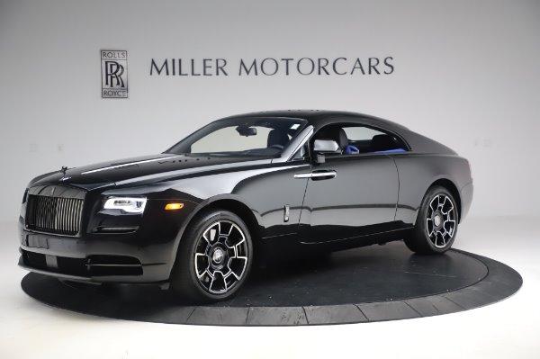 Used 2017 Rolls-Royce Wraith Black Badge for sale Sold at Maserati of Westport in Westport CT 06880 3