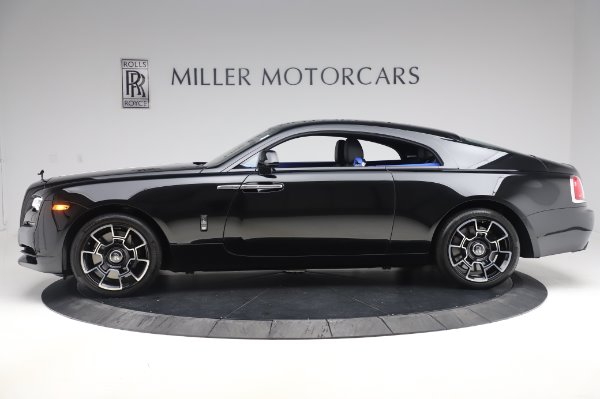 New 2017 Rolls-Royce Wraith Black Badge for sale Sold at Maserati of Westport in Westport CT 06880 4
