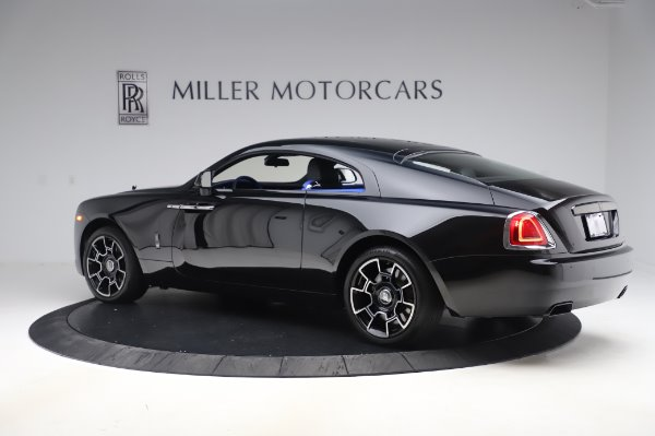 Used 2017 Rolls-Royce Wraith Black Badge for sale Sold at Maserati of Westport in Westport CT 06880 5