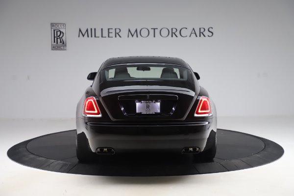 Used 2017 Rolls-Royce Wraith Black Badge for sale Sold at Maserati of Westport in Westport CT 06880 6