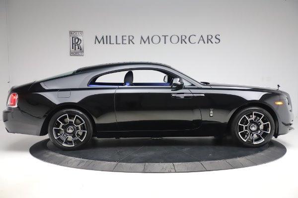 New 2017 Rolls-Royce Wraith Black Badge for sale Sold at Maserati of Westport in Westport CT 06880 8