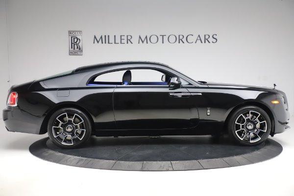 Used 2017 Rolls-Royce Wraith Black Badge for sale Sold at Maserati of Westport in Westport CT 06880 8