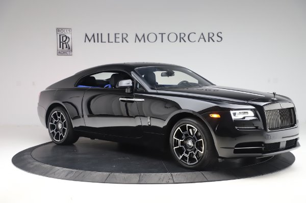New 2017 Rolls-Royce Wraith Black Badge for sale Sold at Maserati of Westport in Westport CT 06880 9