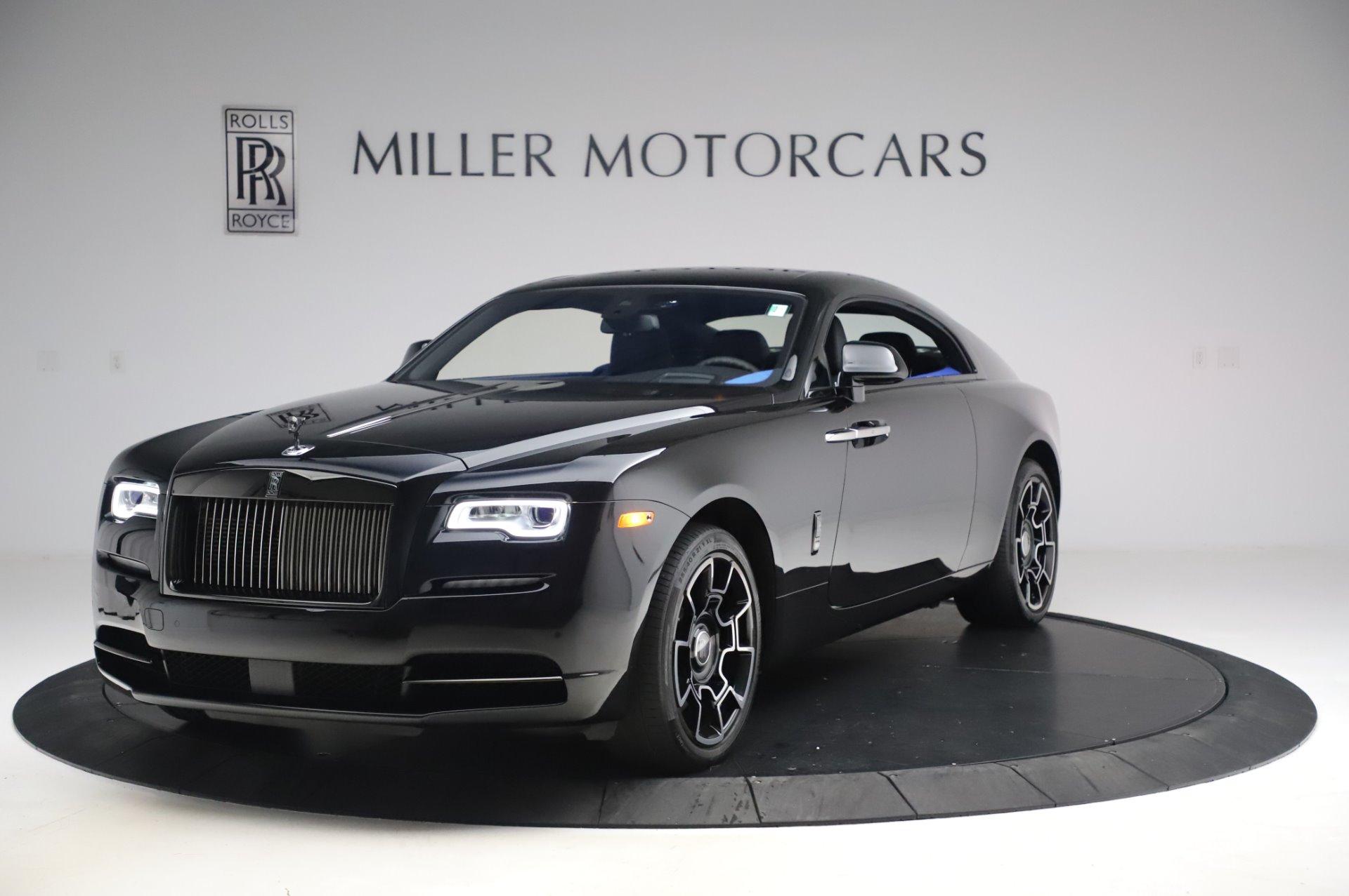 Used 2017 Rolls-Royce Wraith Black Badge for sale Sold at Maserati of Westport in Westport CT 06880 1