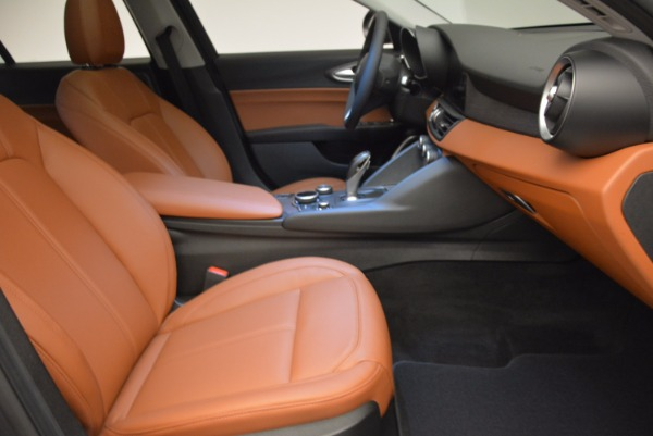 New 2017 Alfa Romeo Giulia Ti Q4 for sale Sold at Maserati of Westport in Westport CT 06880 19