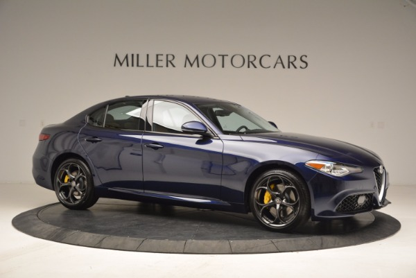 New 2017 Alfa Romeo Giulia Ti Q4 for sale Sold at Maserati of Westport in Westport CT 06880 10