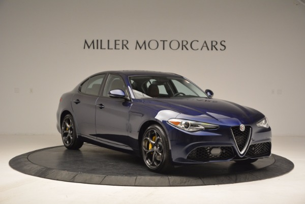 New 2017 Alfa Romeo Giulia Ti Q4 for sale Sold at Maserati of Westport in Westport CT 06880 11