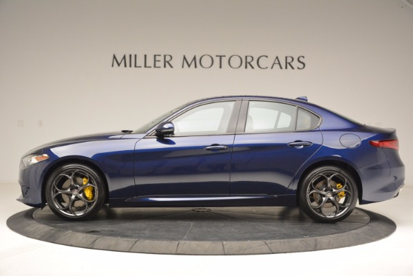 New 2017 Alfa Romeo Giulia Ti Q4 for sale Sold at Maserati of Westport in Westport CT 06880 3