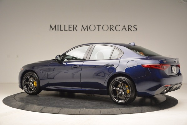 New 2017 Alfa Romeo Giulia Ti Q4 for sale Sold at Maserati of Westport in Westport CT 06880 4