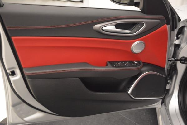 New 2017 Alfa Romeo Giulia Ti Q4 for sale Sold at Maserati of Westport in Westport CT 06880 23