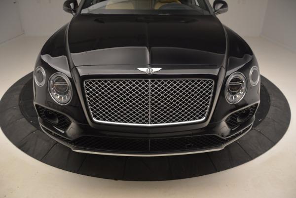 Used 2017 Bentley Bentayga for sale Sold at Maserati of Westport in Westport CT 06880 13