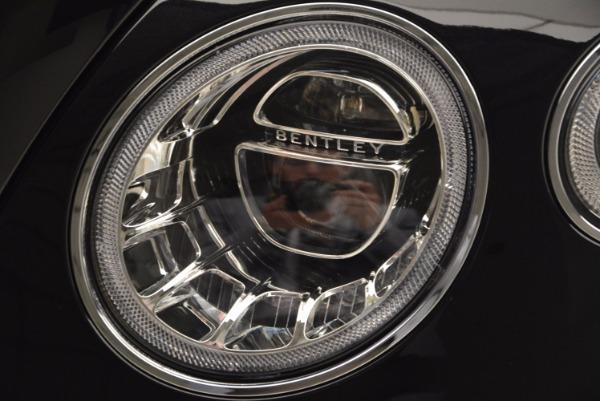 Used 2017 Bentley Bentayga for sale Sold at Maserati of Westport in Westport CT 06880 15