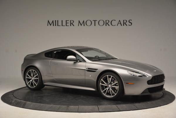 Used 2016 Aston Martin V8 Vantage GT Coupe for sale Sold at Maserati of Westport in Westport CT 06880 10
