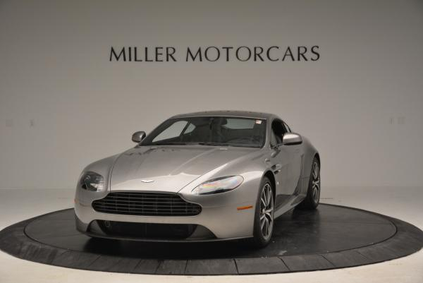 Used 2016 Aston Martin V8 Vantage GT Coupe for sale Sold at Maserati of Westport in Westport CT 06880 2
