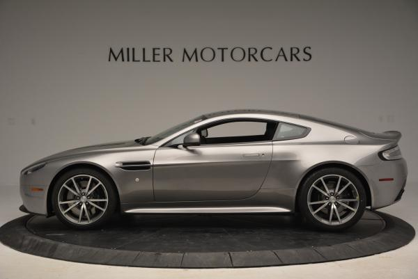 Used 2016 Aston Martin V8 Vantage GT Coupe for sale Sold at Maserati of Westport in Westport CT 06880 3