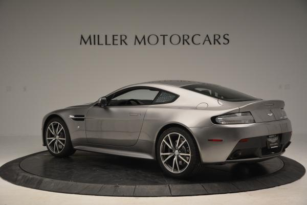 Used 2016 Aston Martin V8 Vantage GT Coupe for sale Sold at Maserati of Westport in Westport CT 06880 4