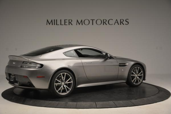 Used 2016 Aston Martin V8 Vantage GT Coupe for sale Sold at Maserati of Westport in Westport CT 06880 8