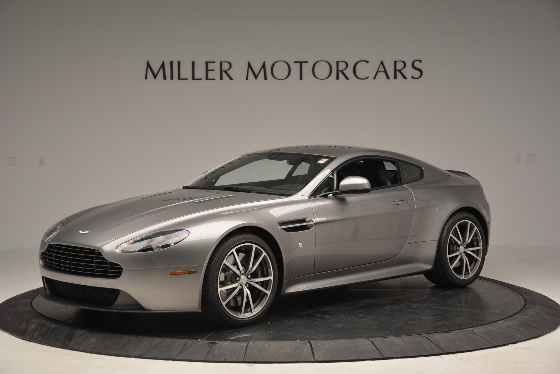 Used 2016 Aston Martin V8 Vantage GT Coupe for sale Sold at Maserati of Westport in Westport CT 06880 1