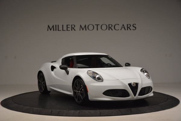 New 2016 Alfa Romeo 4C Coupe for sale Sold at Maserati of Westport in Westport CT 06880 11