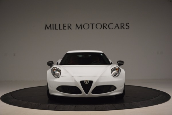 New 2016 Alfa Romeo 4C Coupe for sale Sold at Maserati of Westport in Westport CT 06880 12