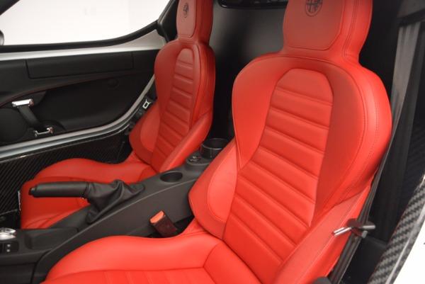 New 2016 Alfa Romeo 4C Coupe for sale Sold at Maserati of Westport in Westport CT 06880 15