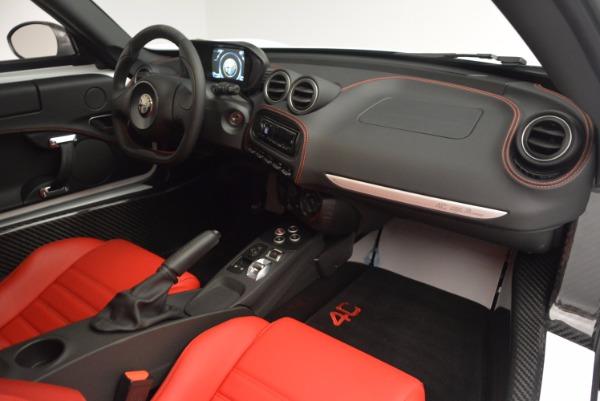 New 2016 Alfa Romeo 4C Coupe for sale Sold at Maserati of Westport in Westport CT 06880 17