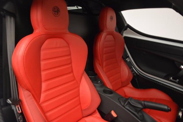 New 2016 Alfa Romeo 4C Coupe for sale Sold at Maserati of Westport in Westport CT 06880 19