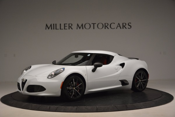 New 2016 Alfa Romeo 4C Coupe for sale Sold at Maserati of Westport in Westport CT 06880 2