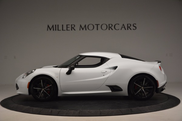 New 2016 Alfa Romeo 4C Coupe for sale Sold at Maserati of Westport in Westport CT 06880 3