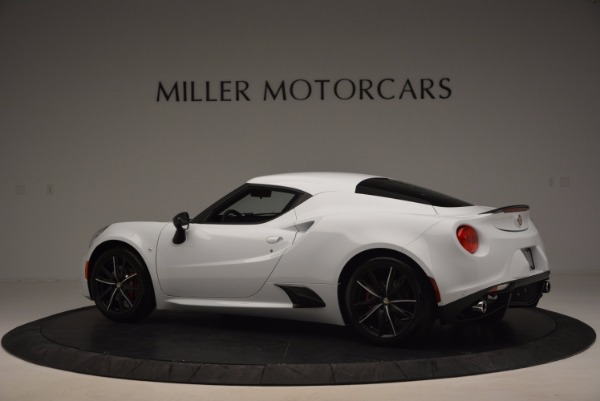 New 2016 Alfa Romeo 4C Coupe for sale Sold at Maserati of Westport in Westport CT 06880 4