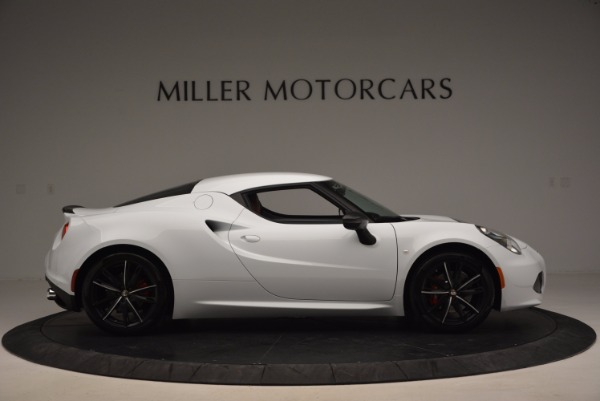 New 2016 Alfa Romeo 4C Coupe for sale Sold at Maserati of Westport in Westport CT 06880 9
