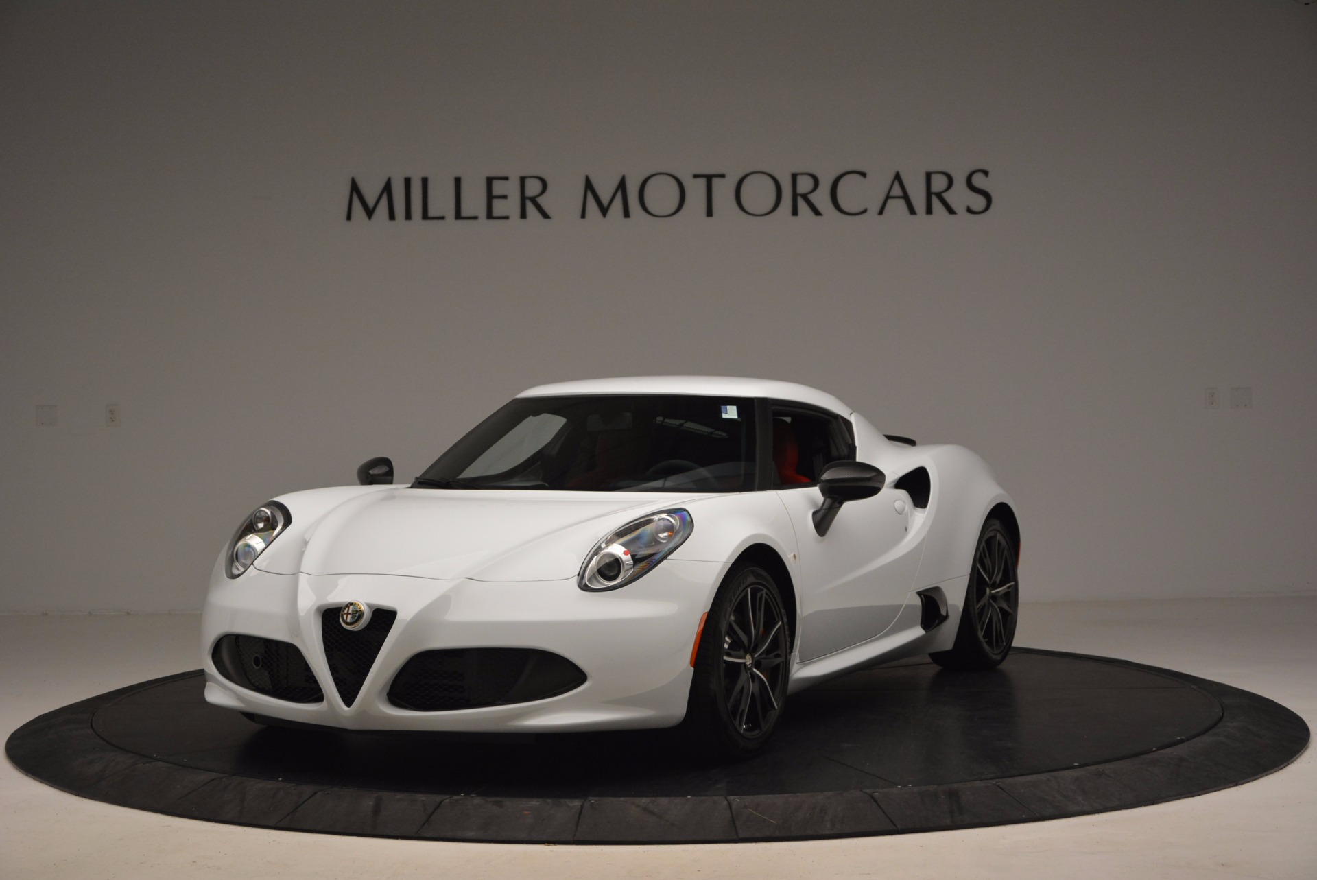 New 2016 Alfa Romeo 4C Coupe for sale Sold at Maserati of Westport in Westport CT 06880 1