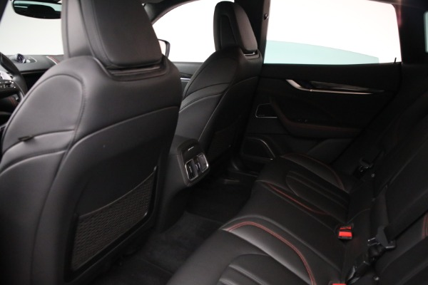 New 2017 Maserati Levante S for sale Sold at Maserati of Westport in Westport CT 06880 16