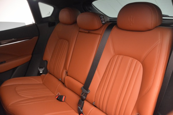 New 2017 Maserati Levante for sale Sold at Maserati of Westport in Westport CT 06880 17